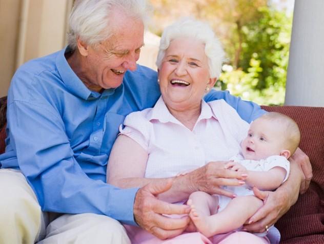 пожилые родители