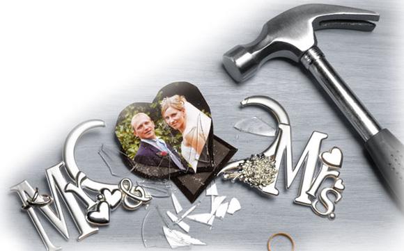 Муж подал на развод жена против