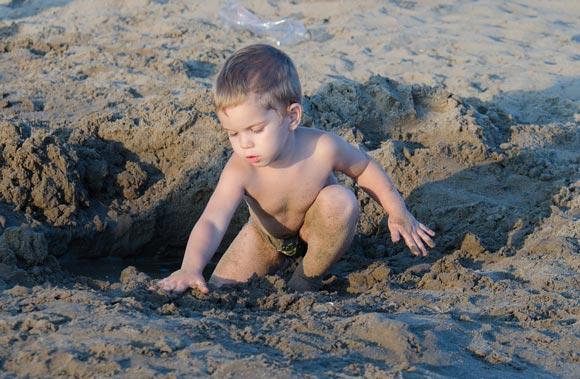 Как научить ребёнка не только играть самостоятельно, а так же делать осознанный выбор