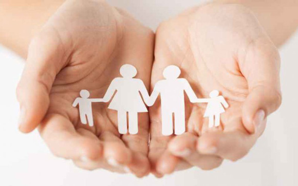 Рука руку моет - о семейном благополучии