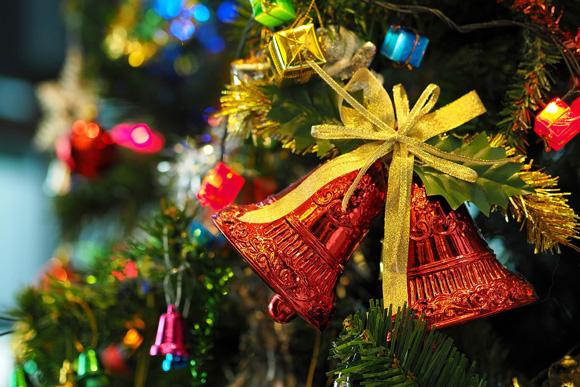 украшения на елке