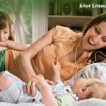 ревность старшего ребенка к новорожденному