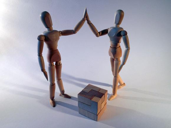 деревянные куклы