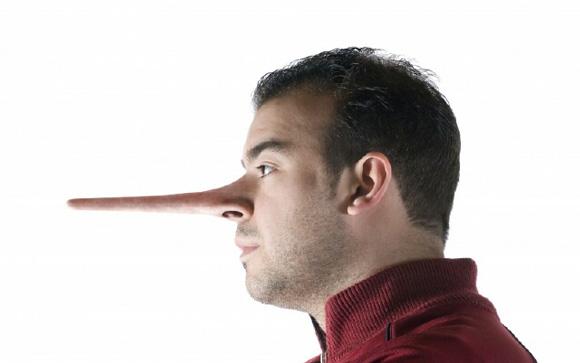 длинный нос