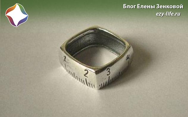 размер кольца