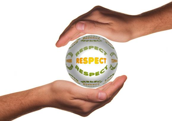 Как заставить мужчину себя уважать