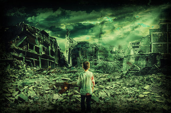 руины