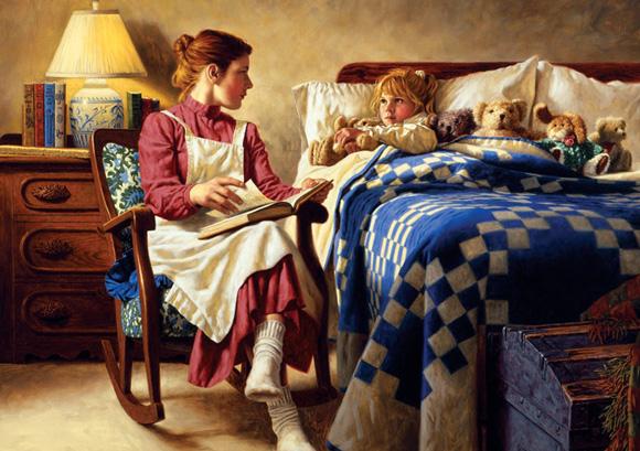 Как спасти ребенка от ночных кошмаров и бессонных ночей