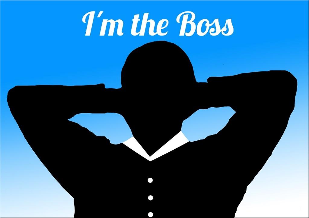 я босс