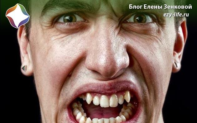 Муж все время кричит и раздражается